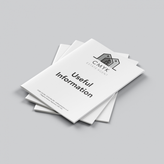 Black & White Booklets