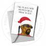Snoop Dogg Greetings Card